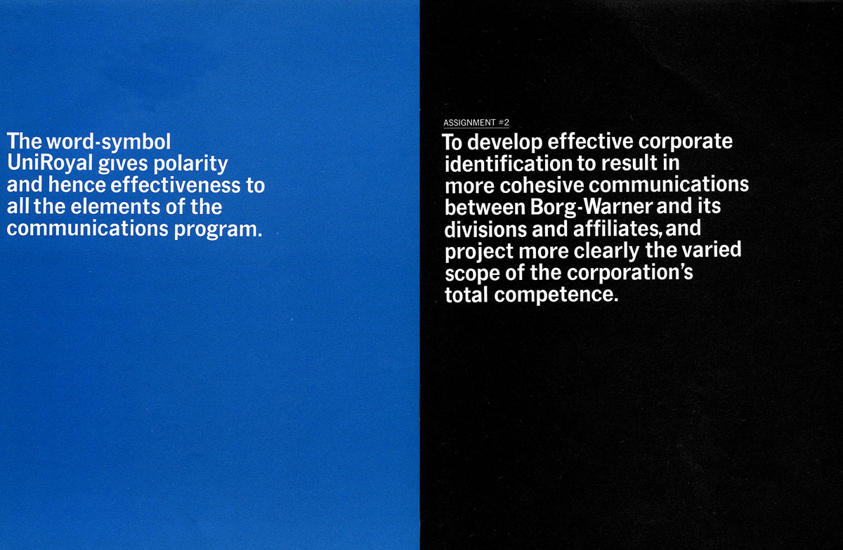 Lippincott Margulies corporate brochure